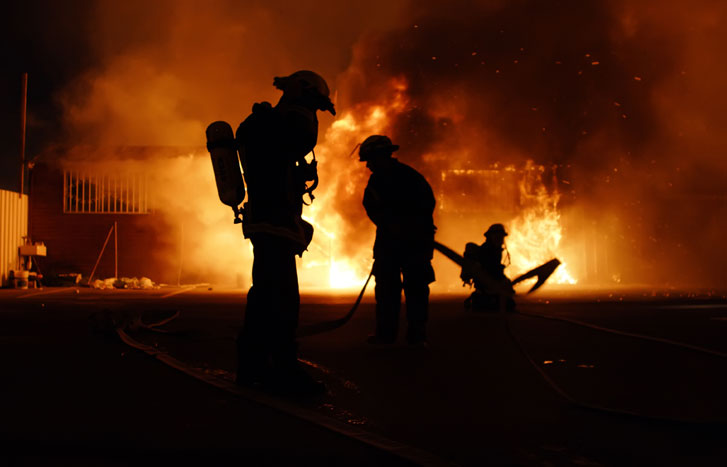 Interspiro Firefighting – Game changing equipment for game changers