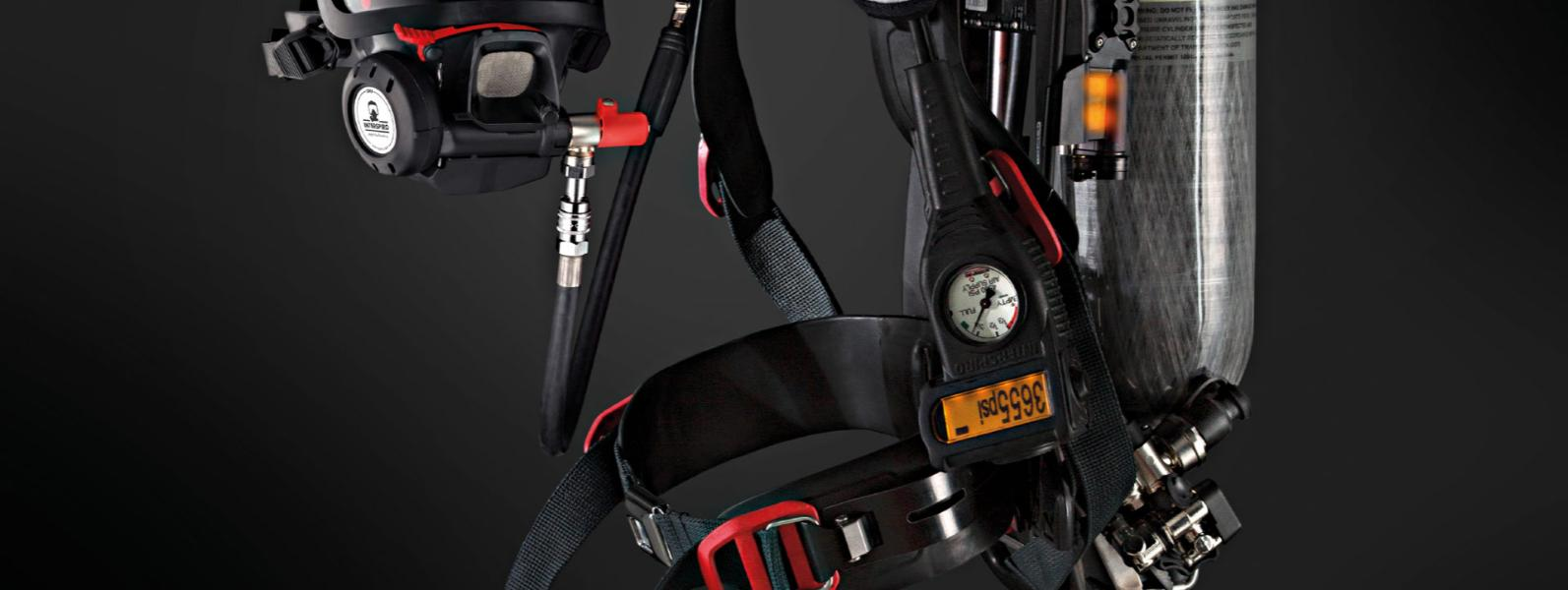 S8 Incurve: The World's Most Cleanable SCBA