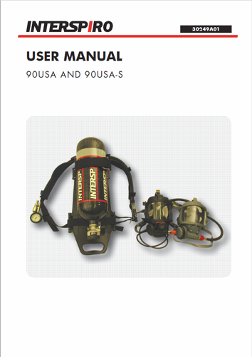 Firefighting user manual: 30249A 90USA & 90USA-S