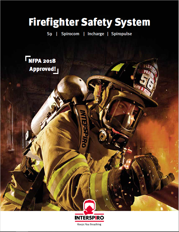 Firefighter Safety System leaflet