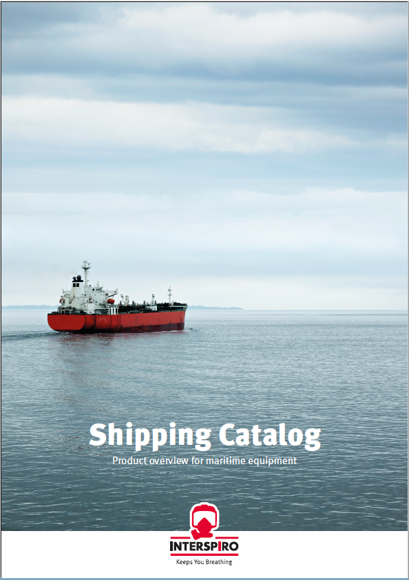Shipping catalog - Product overview for maritime equipment