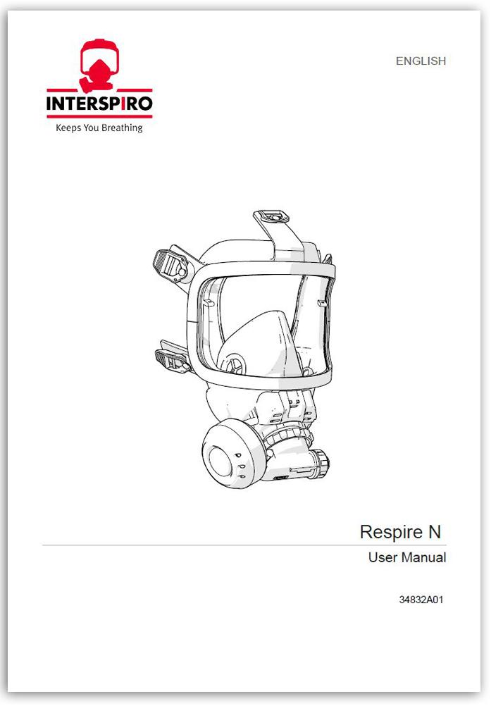 Firefighting user manual: 34832B - Respire N