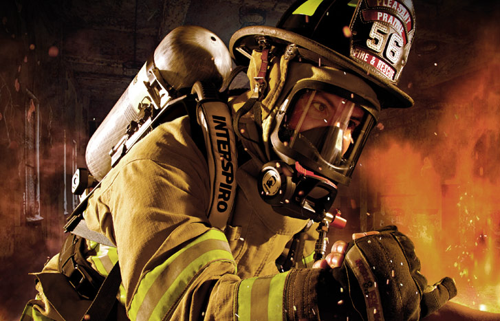 The S8 Incurve SCBA – The World's Most Cleanable SCBA